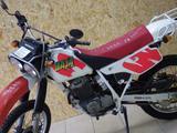 Honda XLR 250 Baja