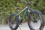 Продаю велосипед фэтбайк с толстыми колесами