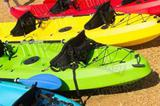 Пластиковая байдарка Kayaker-DV Sport