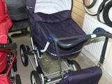 Классическая коляска-люлька Inglesina Vittoria