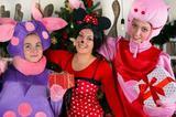 Праздники детям, Клоуны, Аниматоры, Шоу програмы